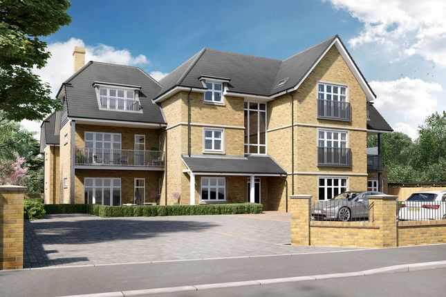 Thumbnail Flat for sale in Salthaven, 36 Tower Road, Poole, Dorset