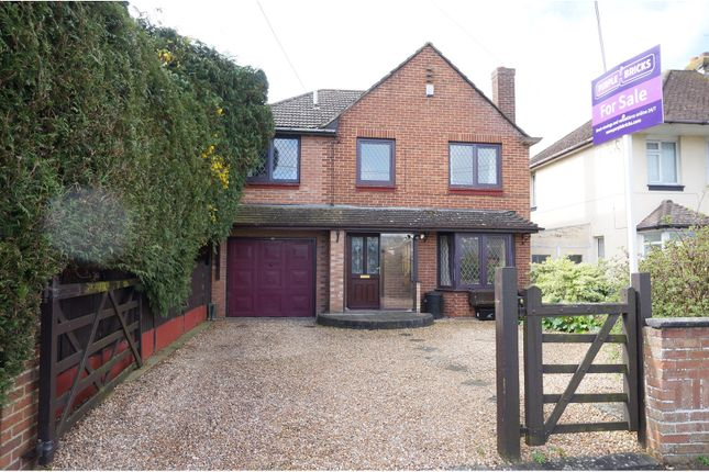 Thumbnail Detached house for sale in Salisbury Road, Totton
