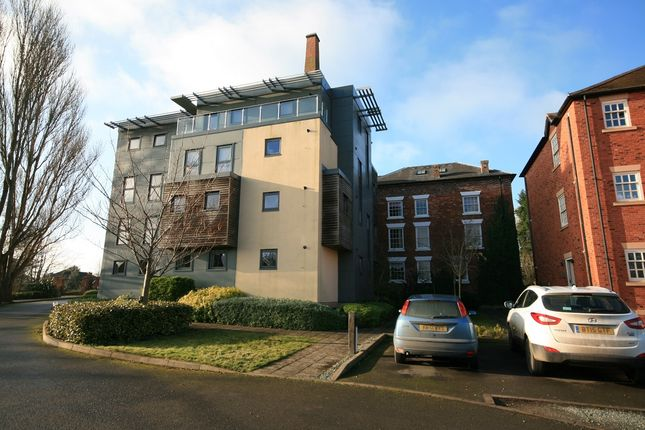 Thumbnail Flat to rent in Wem Mill, Mill Street, Wem