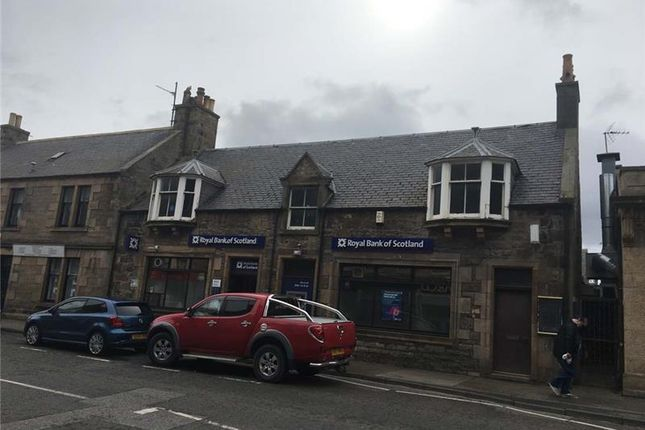 Thumbnail Retail premises for sale in 12, East Church Street, Buckie, Banffshire, UK