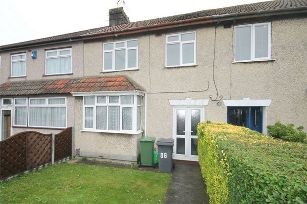 Thumbnail Terraced house to rent in Tenniscourt Road, Kingswood, Bristol, Gloucestershire