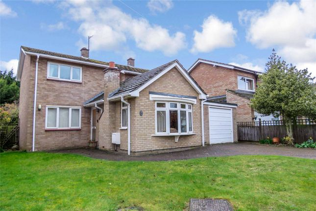 Thumbnail Detached house for sale in St Andrews Close, Biggleswade