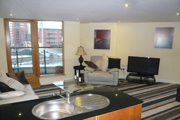Thumbnail Flat to rent in Armouries Way, Leeds