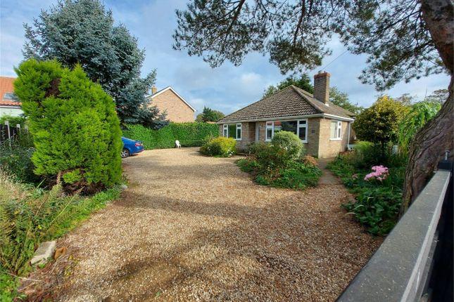 3 bed detached bungalow for sale in Ash Close, Downham Market PE38