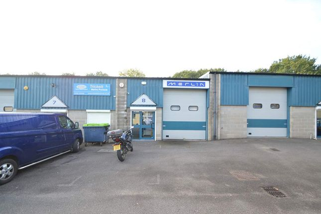 Thumbnail Warehouse to let in Unit 8 Cabot Business Village, Poole