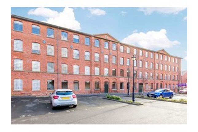 Thumbnail Flat for sale in Tean Hall Mills, Tean, Staffordshire