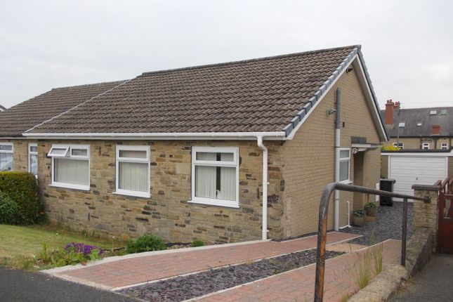 Thumbnail Bungalow for sale in Mount Drive, Leyburn