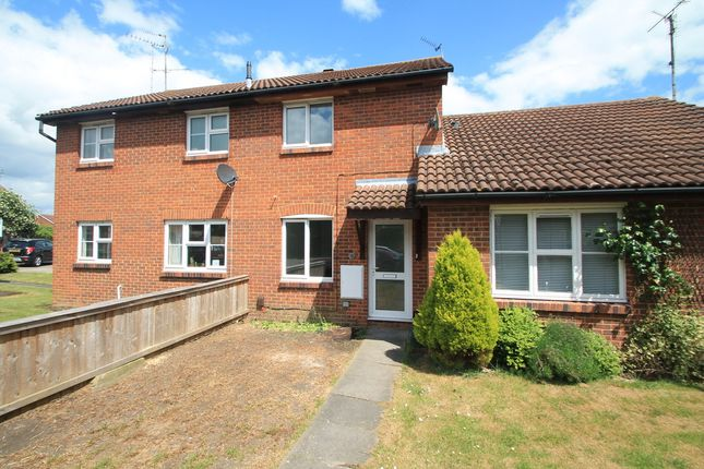Thumbnail Terraced house for sale in Larch Close, Aylesbury