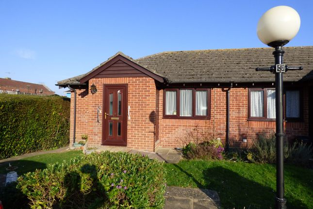 Thumbnail Terraced bungalow for sale in Sea Road, East Preston, Littlehampton