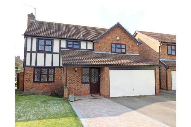 Thumbnail Detached house for sale in Victoria Way, Bidford On Avon