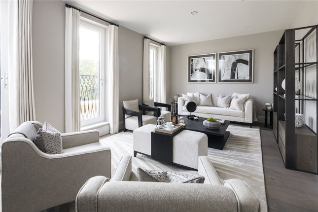 Thumbnail Semi-detached house for sale in Blossom Square, 8A The Drive, Wimbledon, London