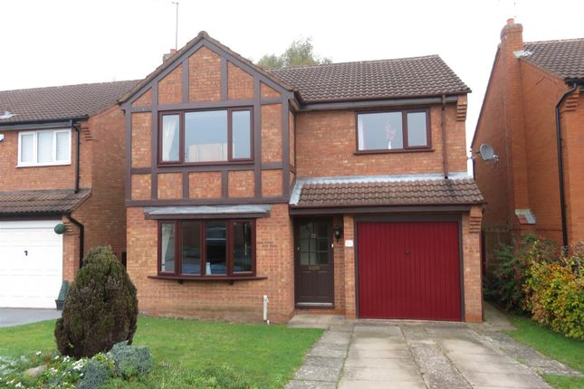 4 bed detached house for sale in Ampleforth Drive, Stafford