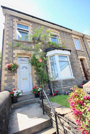 Thumbnail Semi-detached house for sale in St. Lukes Road, Pontnewynydd, Pontypool