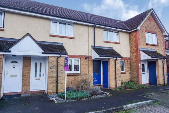 Thumbnail Terraced house for sale in Primrose Road, Ludgershall, Andover