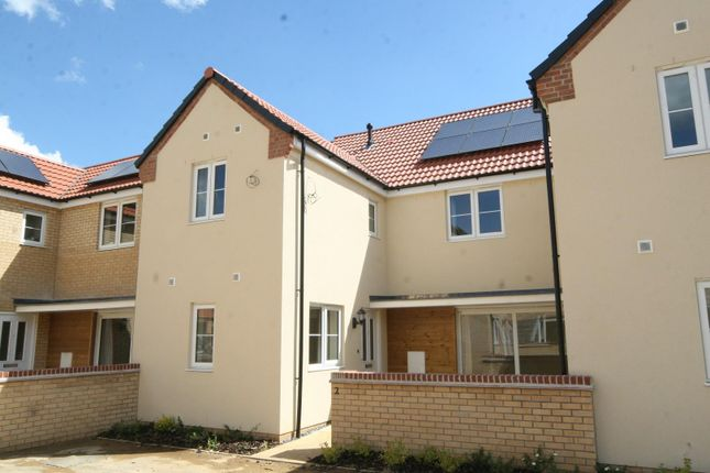 Thumbnail Terraced house to rent in Bridle Close, Barleythorpe, Oakham