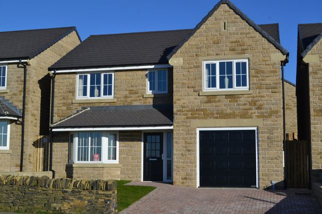 Thumbnail Detached house for sale in Moor Close Lane, Queensbury, Bradford