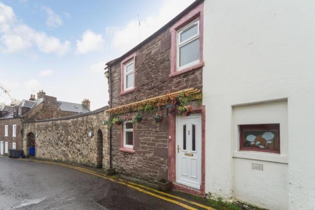 Thumbnail End terrace house for sale in Bridgend, Dunblane, Stirlingshire