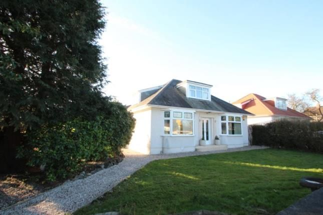 Thumbnail Bungalow for sale in Muirend Road, Muirend, Glasgow