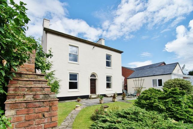 Thumbnail Detached house for sale in Grange Lane, Newton, Preston