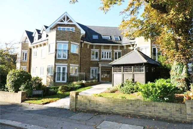 Thumbnail Flat for sale in Collingridge House, Old Park Road, Enfield