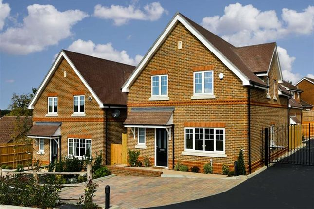 Thumbnail Detached house for sale in 57 Woodlands Road, Epsom, Surrey