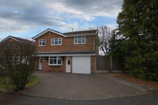Thumbnail Detached house for sale in Hyatt Square, Brierley Hill