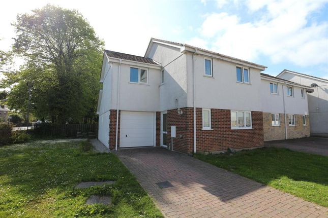 Thumbnail Detached house for sale in Coppice Gardens, Lanner, Redruth