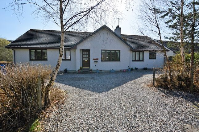 Thumbnail Bungalow for sale in Haycroft Lewiston, Drumnadrochit, Inverness