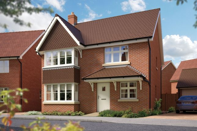 Thumbnail Detached house for sale in Kings Gate, Amesbury, Salisbury