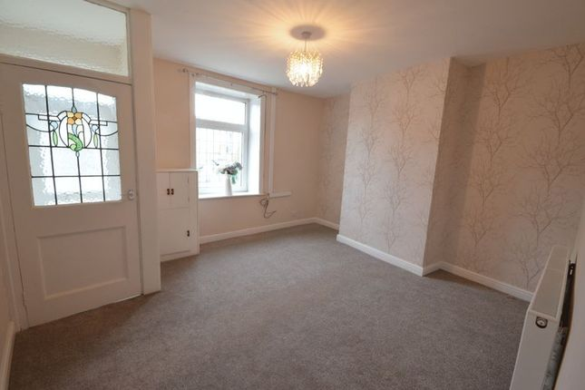 Thumbnail Terraced house to rent in Prospect Terrace, Huncoat, Accrington