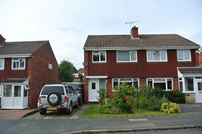3 bed semi-detached house for sale in Swinburne Close, Sutton Hill, Telford, Shropshire.