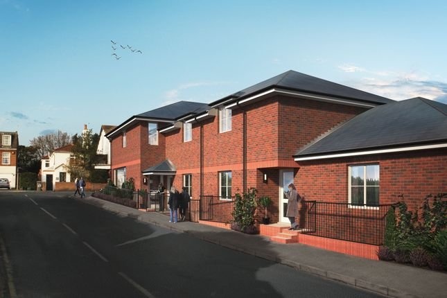 Thumbnail Flat to rent in Holloway Mews, Armstrong Road, Englefield Green