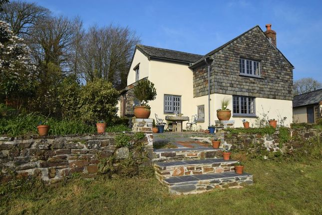 Thumbnail Country house for sale in Oak Lane, Whitstone, Holsworthy