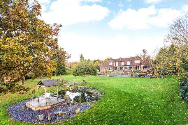 Thumbnail Detached house for sale in Little London, Heathfield, East Sussex