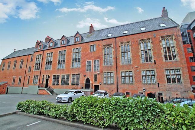 Thumbnail Flat for sale in College Street, Nottingham