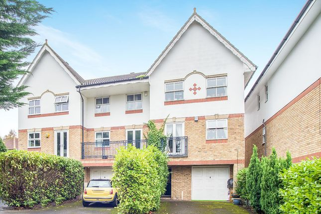 Thumbnail Terraced house for sale in Moore Way, Sutton