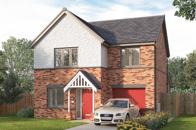 """Thumbnail Detached house for sale in """"The Melton"""" at Cranleigh Road, Woodthorpe, Mastin Moor, Chesterfield"""