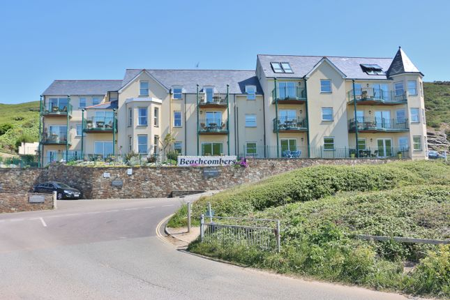Flat for sale in Watergate Bay, Newquay