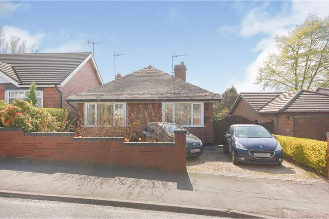 Thumbnail Detached bungalow for sale in Lightwood Road, Lightwood, Stoke-On-Trent