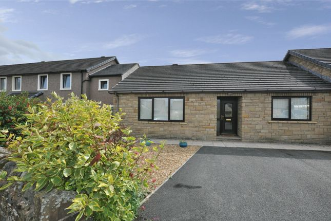 Thumbnail Semi-detached bungalow for sale in 33 Fletcher Hill Park, Kirkby Stephen, Cumbria