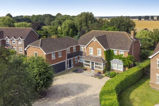 Thumbnail Detached house for sale in Hallfield, Bassingham