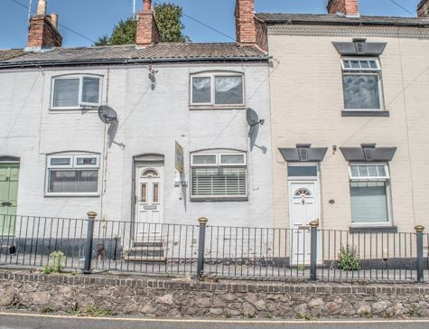 Thumbnail Cottage for sale in 83 London Road, Oadby, Leicester