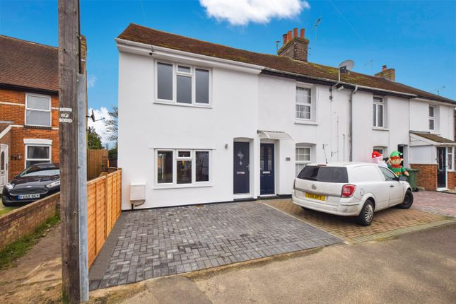 2 bed end terrace house for sale in Mead Road, Willesborough, Ashford TN24