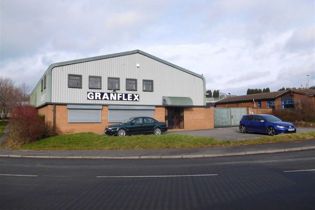Thumbnail Light industrial to let in Brick Kiln Lane, Newcastle-Under-Lyme, Staffordshire