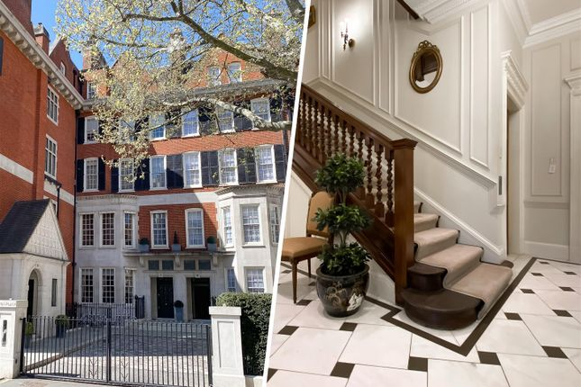 Thumbnail Property for sale in Lygon Place, Belgravia, London