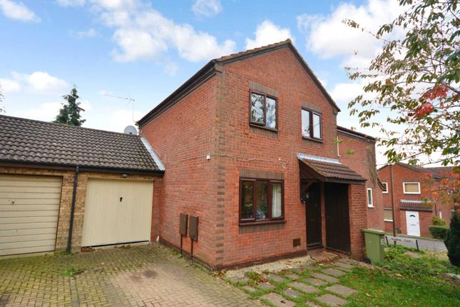 Thumbnail Semi-detached house for sale in Goodwood, Great Holm, Milton Keynes