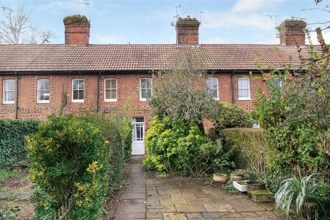 Thumbnail Terraced house for sale in Culverwell Gardens, Winchester, Hampshire