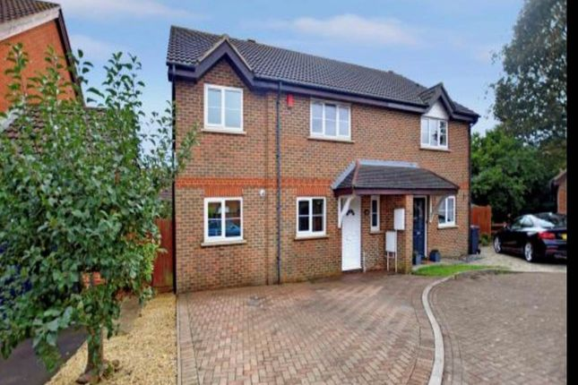 Thumbnail Property to rent in Badger Rise, Portishead, North Somerset