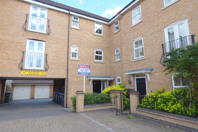Thumbnail Flat for sale in Longstork Road, Rugby