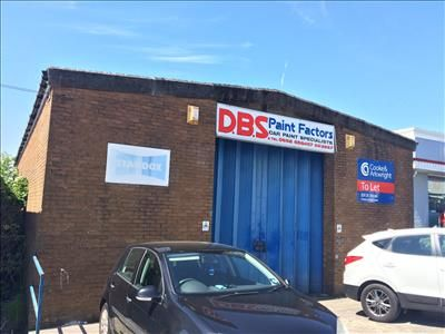 Light industrial to let in Trade Counter/Workshop Unit, Tremains Road, Bridgend